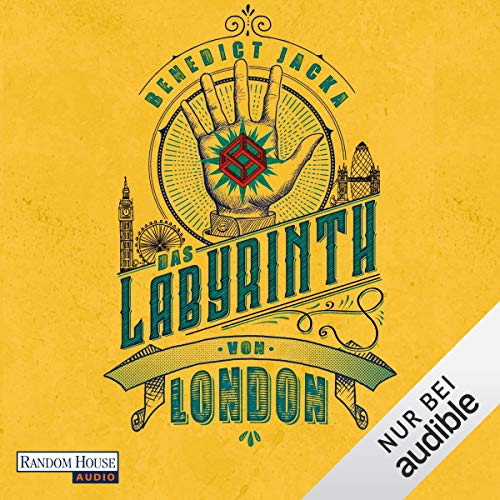 Das Labyrinth von London audiobook cover art