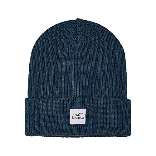 Cleptomanicx Beanie Cimo (Blue Wing)