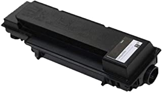 Ink CartridgeCompatible with Kyocera TK-320 322 323 324 Toner Cartridge for Kyocera FS-3900DN Copier Toner Cartridge, Black Number of Printed Pages 15000 Pages