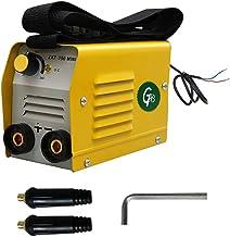 الة لحام كهربائية صغيرة للاغراض المنزلية قابلة للحمل والتعديل، تيار 220 فولت 20 الى 250 امبير بمحول ترانزستور ثنائي القطب ...