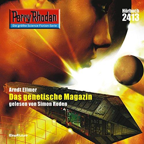 Das Genetische Magazin cover art
