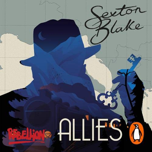 Sexton Blake's Allies cover art