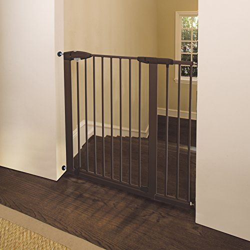 51vF4YERsEL The 7 Best Pressure Mounted Baby Gates of [2021 Review]