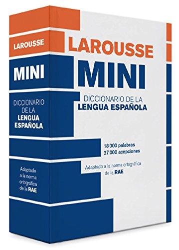 Diccionario Mini Lengua Española (LAROUSSE - Lengua Españo