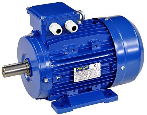 Pro-Lift-Werkzeuge 3-Phasen Drehstrommotor 3 kW 380 V Elektromotor 2900 U/min Industriemotor electric motor B3 Drehstrom 3,0W 380V