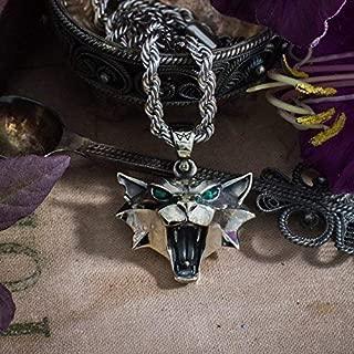 mastenarium witcher medallion