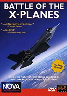 Nova: Battle of X-Planes [DVD] [Import]