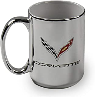 C7 Corvette قدح القهوة - فضي 443.6 مل. : Stingray