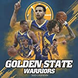 """Golden State Warriors calendar 2022: Basketball Calendar planner 2021-2022.SPORT Calendar 2022-2023 – 18 months – BIG SIZE 17""""x11"""". Planner for all fans kids boys"""