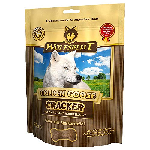Wolfsblut Golden Goose Cracker