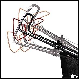 Einhell Tondeuse à gazon thermique tractée GC-PM 46/1 S B&S (4 temps, Largeur de coupe 46 cm, Bac de ramassage de 50 l, Surface conseillée 1400 m²)
