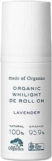 メイド・オブ・オーガニクス(made of Organics) ホワイライトデオドラントロールオン ラベンダー 美容液 50ml