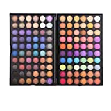 Ywoow 120 Colors Eye Shadow Makeup Cosmetic Shimmer Matte Eyeshadow Color Eye Shadow Pearlescent Matte Color Eye Shadow
