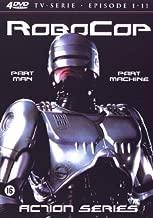 RoboCop (Episodes 1-11) - 4-DVD Box Set ( Robo Cop: The Series ) [ NON-USA FORMAT, PAL, Reg.2 Import - Netherlands ]