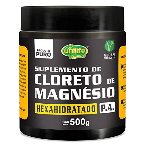 Cloreto de Magnésio Unilife 500g