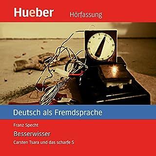 Besserwisser (Carsten Tsara - Deutsch als Fremdsprache) Titelbild