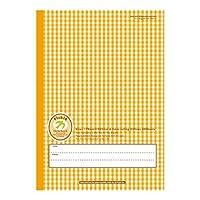 アピカ リングノート フィックルギンガム オレンジ GB23M 10冊セット