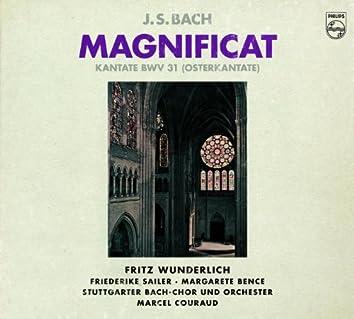 Magnificat BWV 243 & Kantate BWV 31