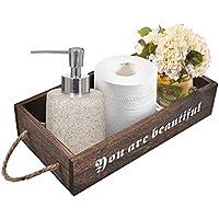 Generig Z&L HOUSE Bathroom Decor Box Toilet Paper Basket