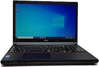 中古パソコン 中古ノートパソコン FUJITSU LIFEBOOK A574/K Core i3-4100M メモリ4GB HDD320GB Windows10 Pro 64bit