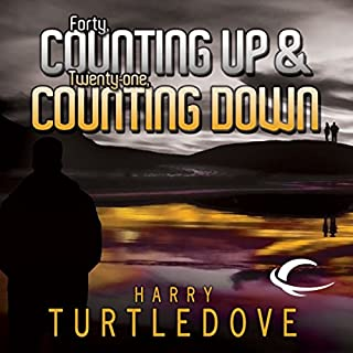 Forty, Counting Down & Twenty-One, Counting Up  audiobook cover art