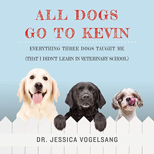 All Dogs Go to Kevin audiobook cover art