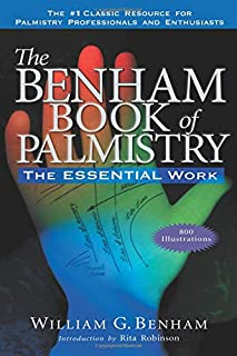 Best william benham palmistry Reviews