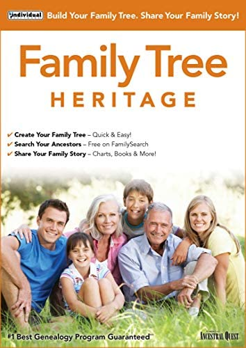 Top New Family Tree Heritage [PC Download]