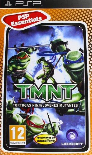 Tortugas Ninja Jóvenes Mutantes Essentials