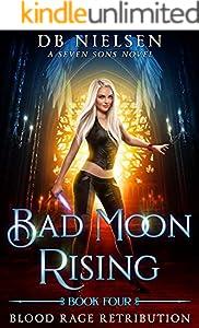 Bad Moon Rising 4巻 表紙画像