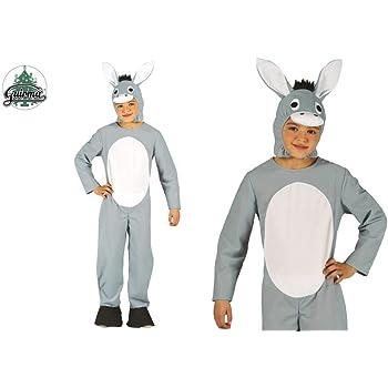 Asino Cerchietto Orecchie /& Coda Set Costume Adulti Bambini Natività Costume