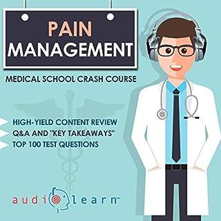 Pain Management audiobook cover art