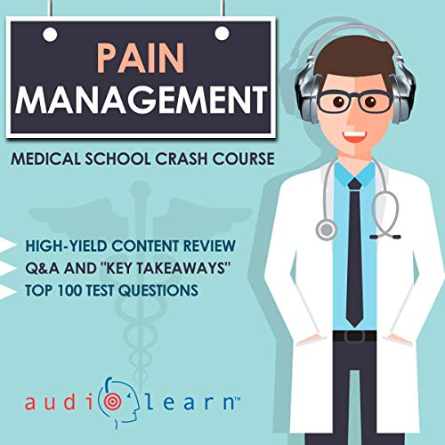 Pain Management audiobook cover art