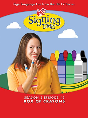 Signing Time Season 2 Episode 12: Box of Crayons
