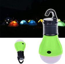 Les pannes Le Camping Tente Rechargeable Lampe Torche Pliable lumi/ère 500 lumens pour la randonn/ée Les urgences Welltop Lanterne de Camping