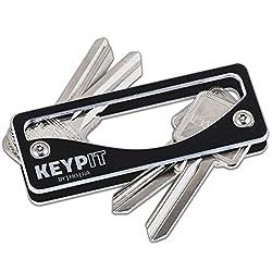 KeypIT: Key Organizer   Smart Key mit Stil - KEYP IT REAL - der Schlüssel Organizer mit Geschenkbox - by HO RA
