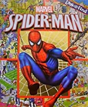Look and Find MARVEL Spider-man