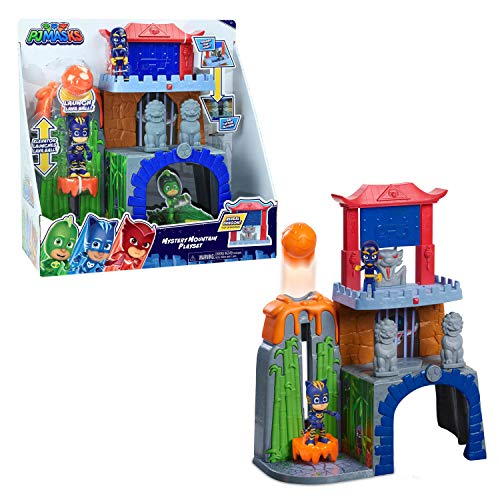PJ Masks Mystery Mountain Playset Now $17.99