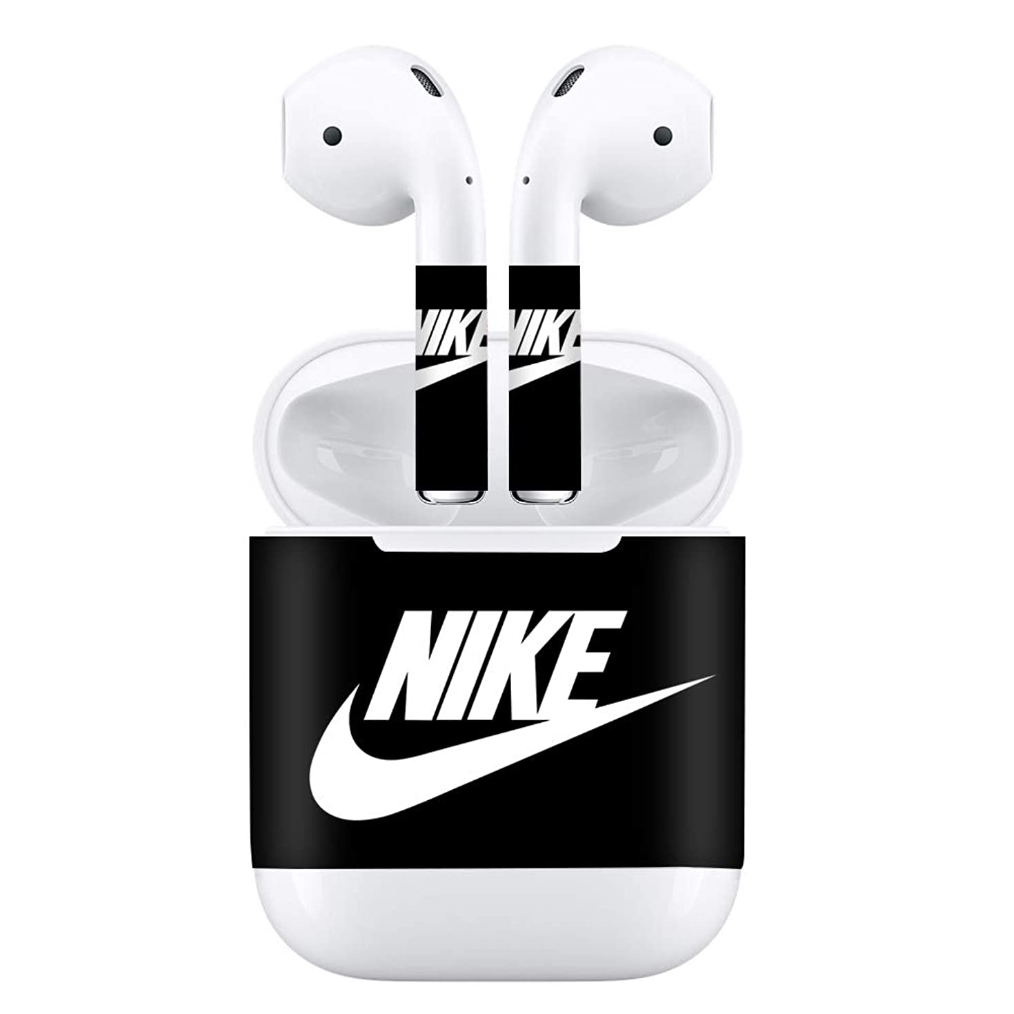 OSMspace Vinyl Wrap Earphone Earpiece for AirPods Skins Protective Decal Sticker (AN-08)