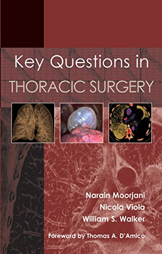 Key Questions in Thoracic Surgery (English Edition)