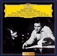 Ravel: Piano Concerto/Gaspard d by Martha Argerich