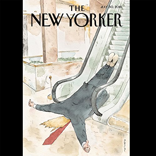 The New Yorker, July 30th 2018 (Sam Knight, Zadie Smith, Adam Gopnik)                   De :                                                                                                                                 Zadie Smith,                                                                                        Sam Knight,                                                                                        Adam Gopnik                               Lu par :                                                                                                                                 Jamie Renell                      Durée : 2 h et 23 min     Pas de notations     Global 0,0