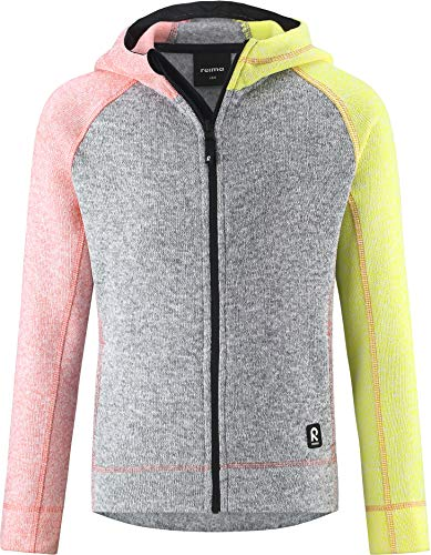 Reima Lively Sweater Jugend Melange Grey Kindergröße 152 2020 Jacke