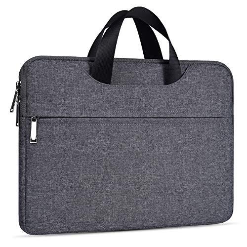 15.6 Inch Laptop Case for Dell Inspiron 15 5000 3000,Lenovo Yoga 730/Lenovo Ideapad L340 330,Acer Aspire 5/Chromebook 15,HP Envy x360/HP Pavilion x360 15.6,Space Grey