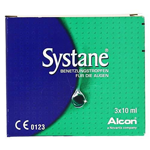SYSTANE Benetzungstropfen für die Augen 3X10 ml