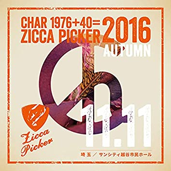 ZICCA PICKER 2016 vol.27 live in Saitama