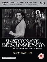 Institute Benjamenta, or This Dream That One Calls Human Life [Reg. B]