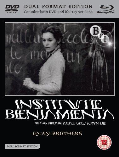 Institut Benjamenta / Institute Benjamenta, or This Dream That One Calls Human Life ( ) [ UK Import ] (Blu-Ray)