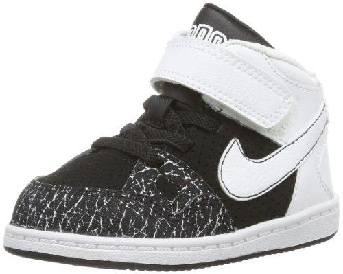 Nike Son of Force Mid Black/white-black (Td)