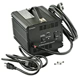Schauer JAC1548H Club Car Powerdrive Battery / Golf / Equipment Charger: 48 Volt, 15 Amp
